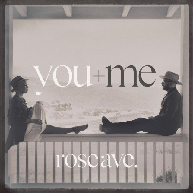you + me rose ave. album art