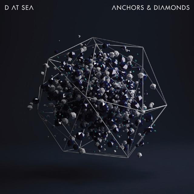 d at sea anchors & diamonds ep art