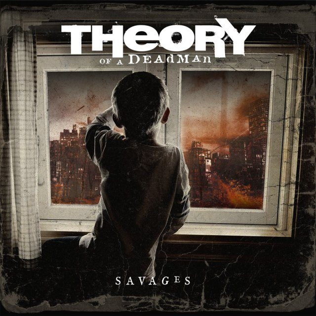 theory of a deadman savages album art