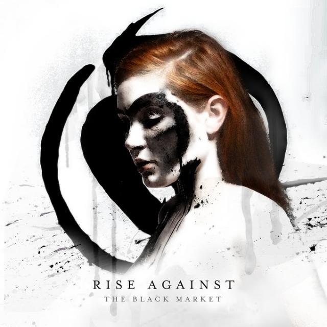 rise against the black market album art