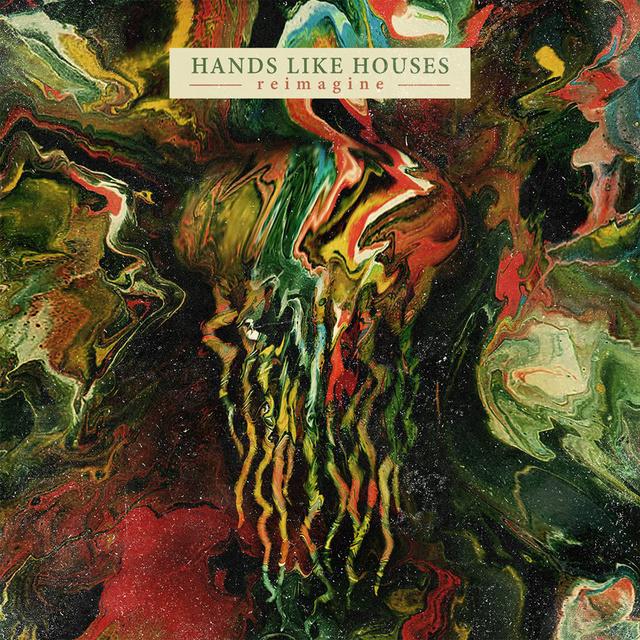hands like houses reimagine ep art