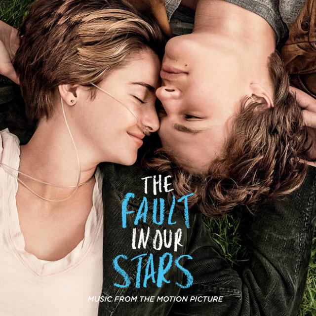 the fault in our stars soundtrack art