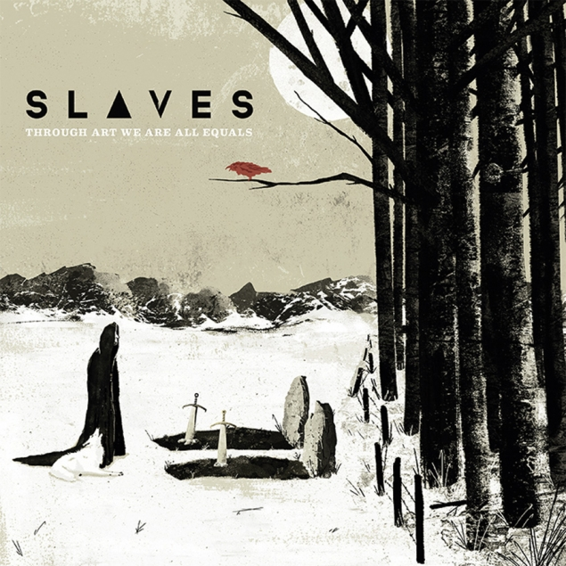 slaves through art we are all equals album art