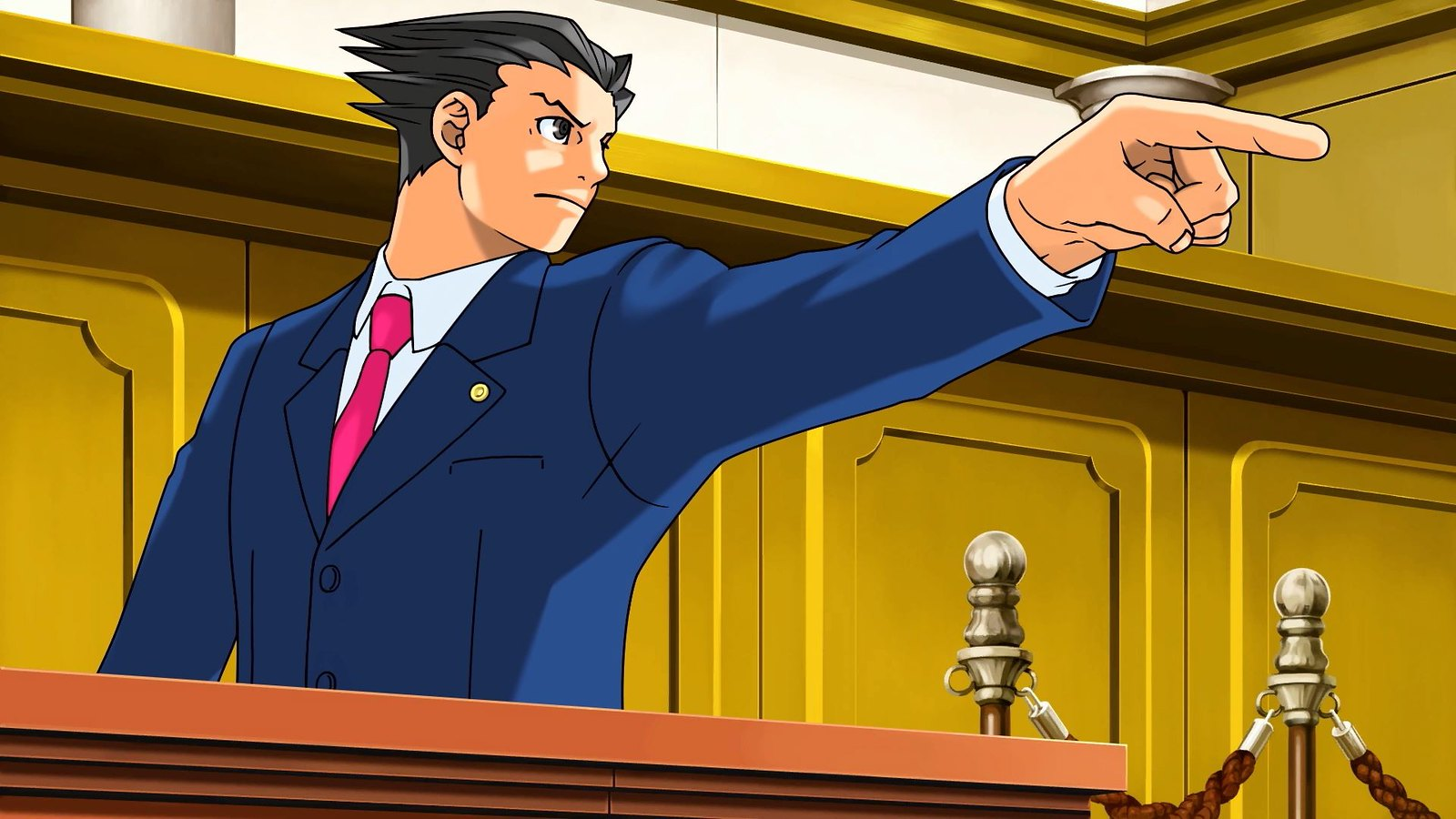 Phoenix Wright: Ace Attorney Trilogy Review: Please the court - The AU  Review