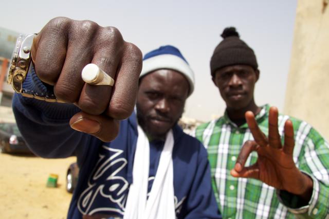 Democracy in Dakar