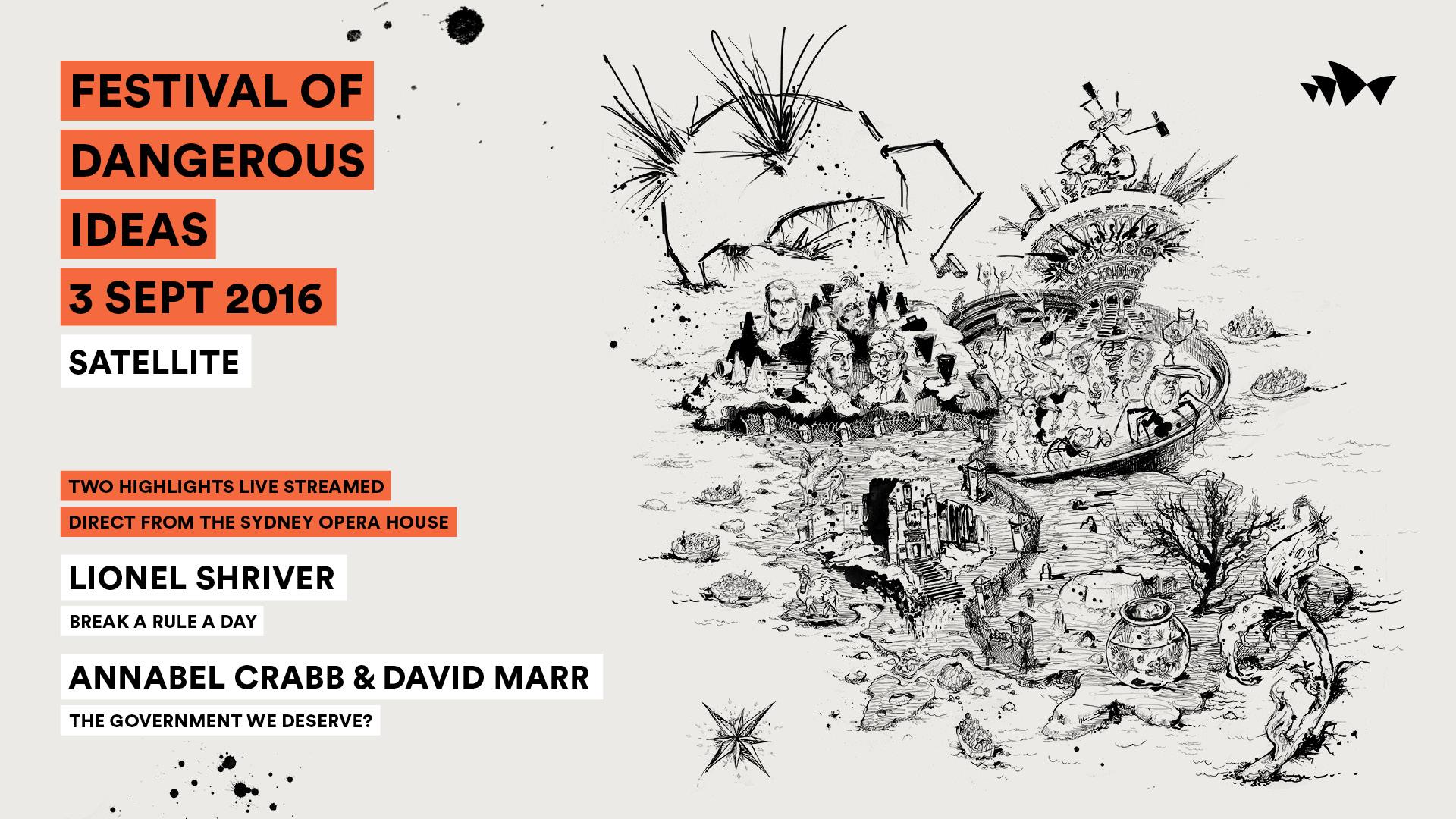 Sydney S Festival Of Dangerous Ideas To Stream Events Across Australia The Au Review
