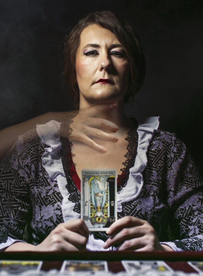 The Medium - anywhere fest - promo shot of Louise Dorsman - photo by Megan Birdy Peacock (1)