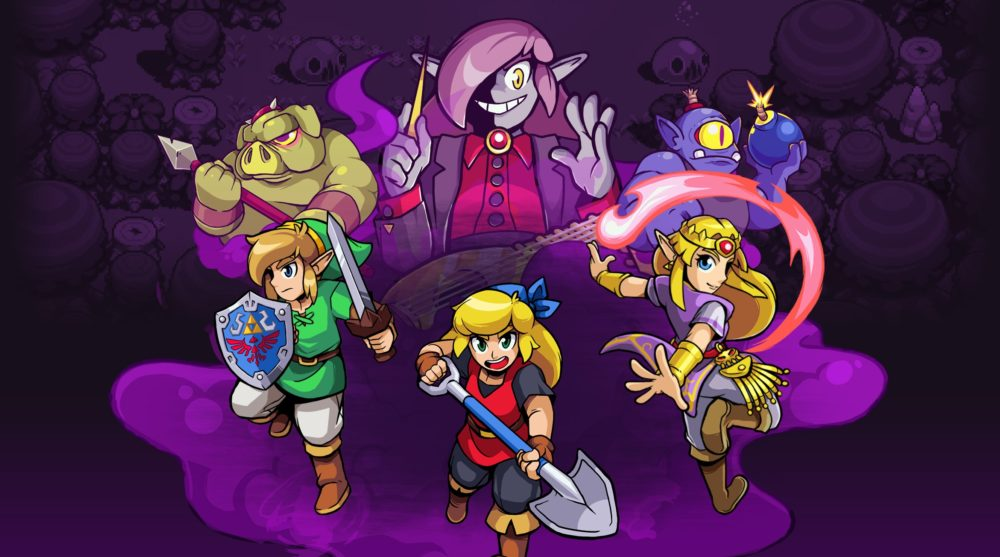 Cadence Of Hyrule Review Face The Music The Au Review