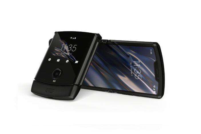 Motorola Razr looks
