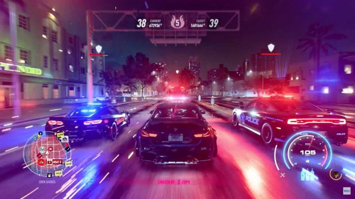 Need For Speed Heat Review The Heat Is On The Au Review