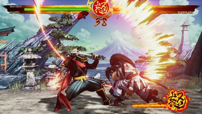 Samurai Shodown Review: Tactical fighting fun - The AU Review