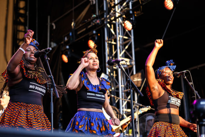 Public Opinion Afro Orchestra