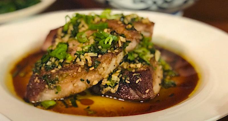 Ahi Tuna recipe