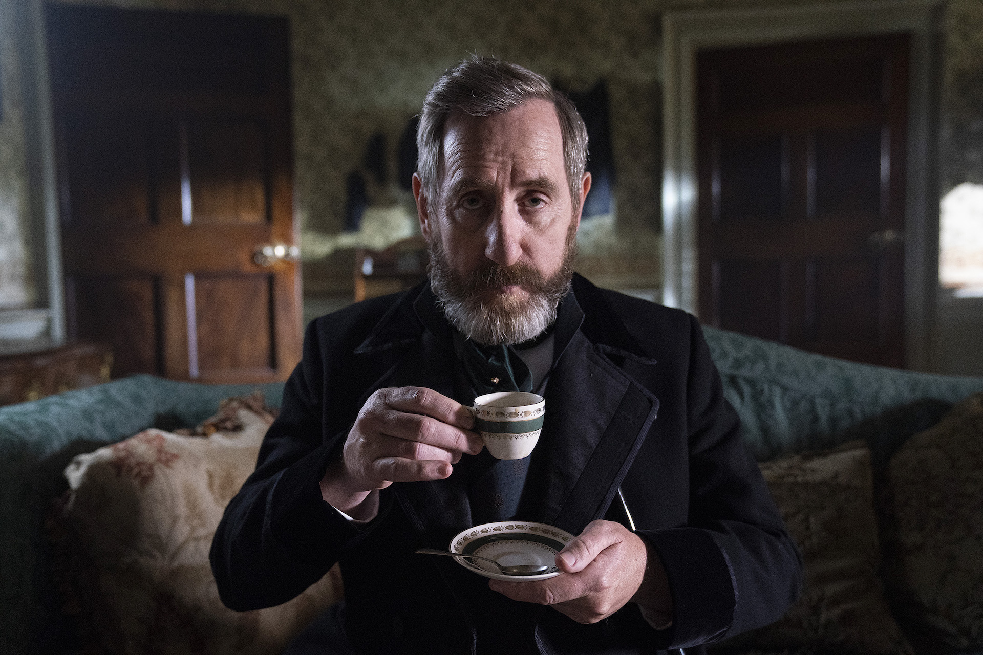 Interview Irish Actor Michael Smiley On His Macabre New Role In