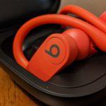 Powerbeats Pro Lava Red