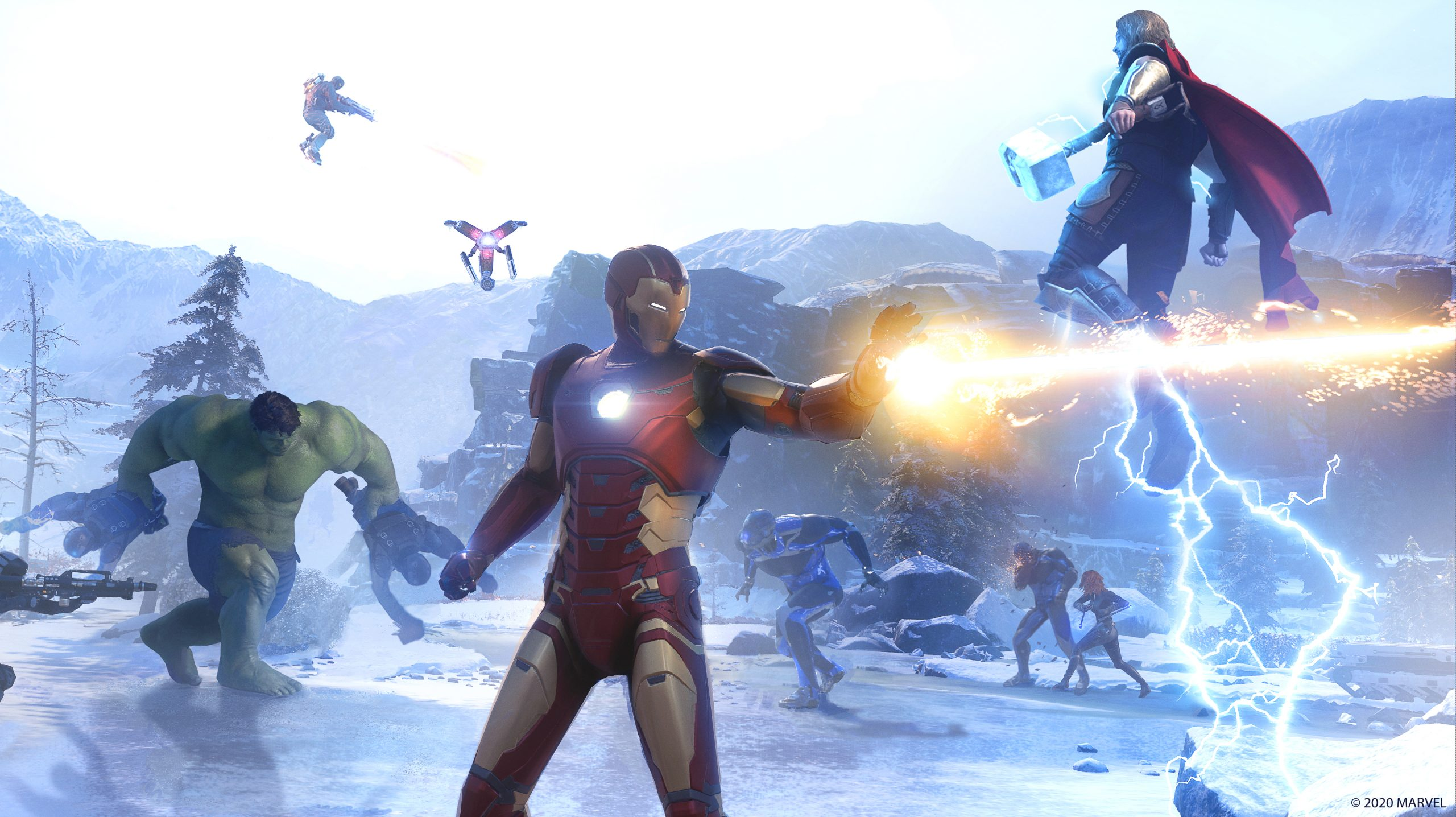 Marvel's Avengers Beta: Will Progress Carry Over To The Main Game?