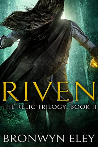 Cover of Riven by Bronwyn Eley