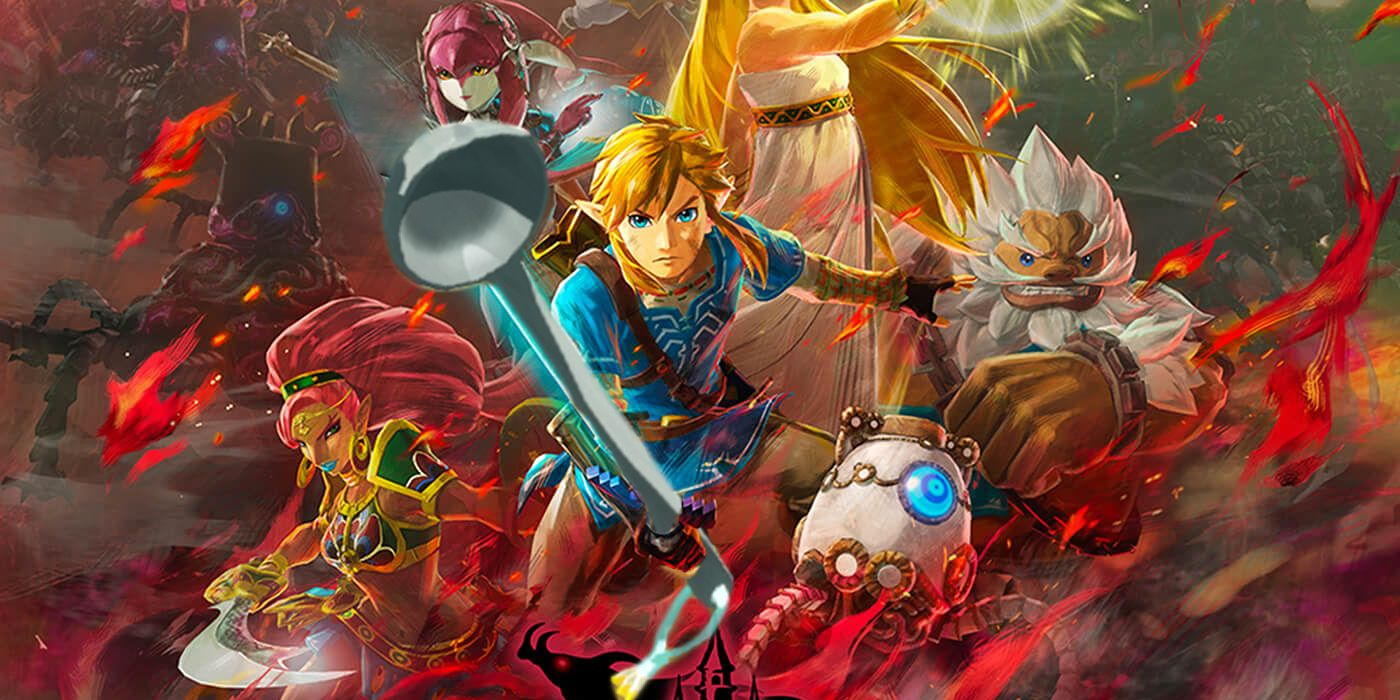 Hyrule Warriors Age Of Calamity Review Aka The Bokoblin Grind The Au Review