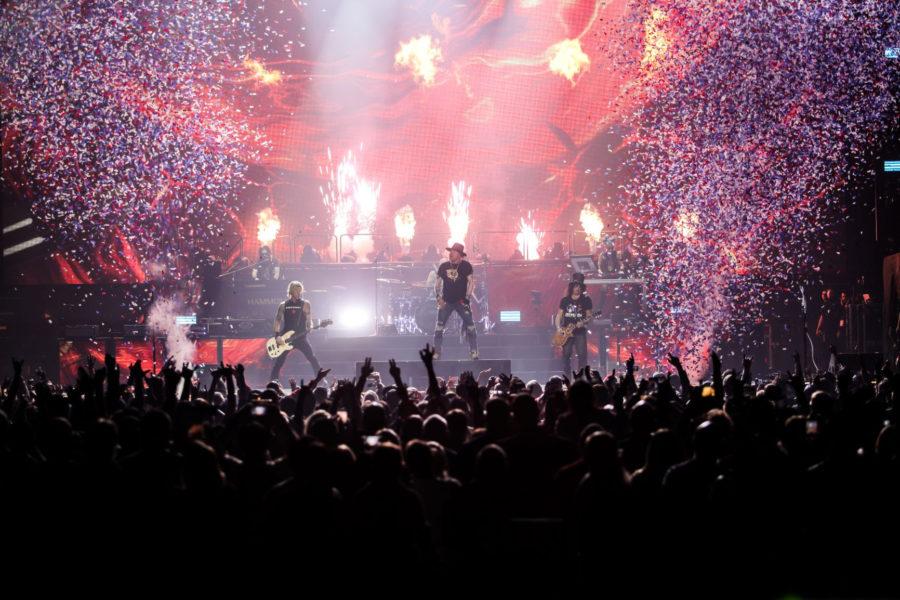 Stadium Rock Is Back - Guns N' Roses To Rock Dunedin November 2021