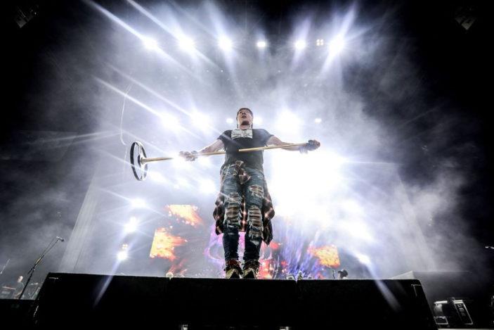 Guns N' Roses Announce Larger Than Life 2021 Australian Stadium Tour