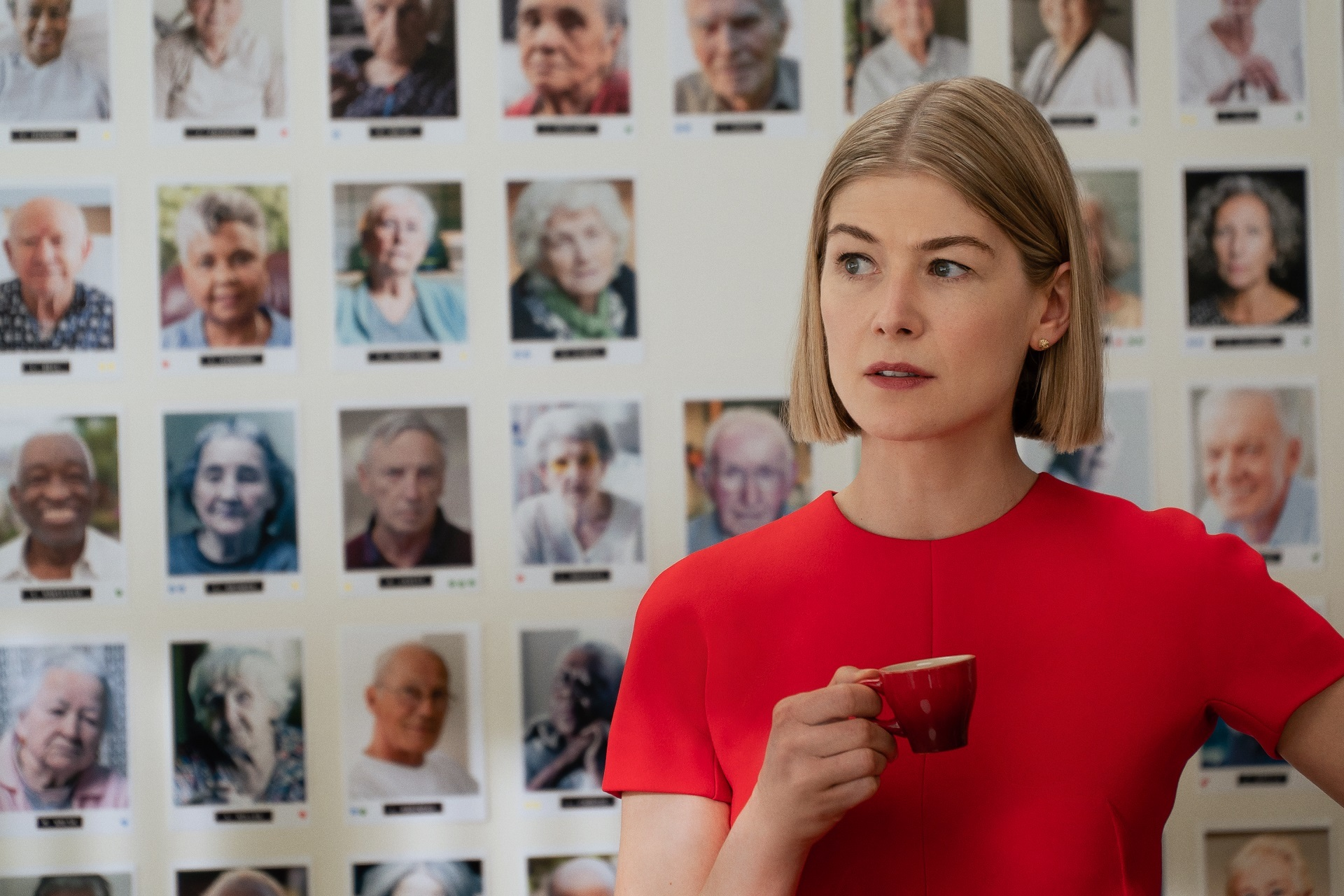 Film Review: I Care A Lot is further proof of Rosamund Pike's devilish star  quality - The AU Review