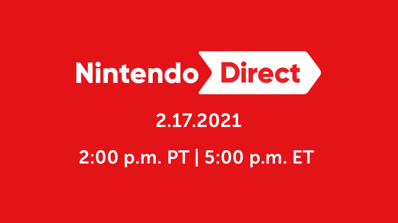 Nintendo Direct in Australian times