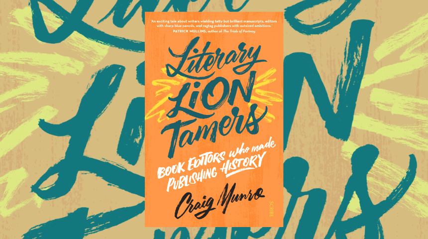 Literary Lion Tamers
