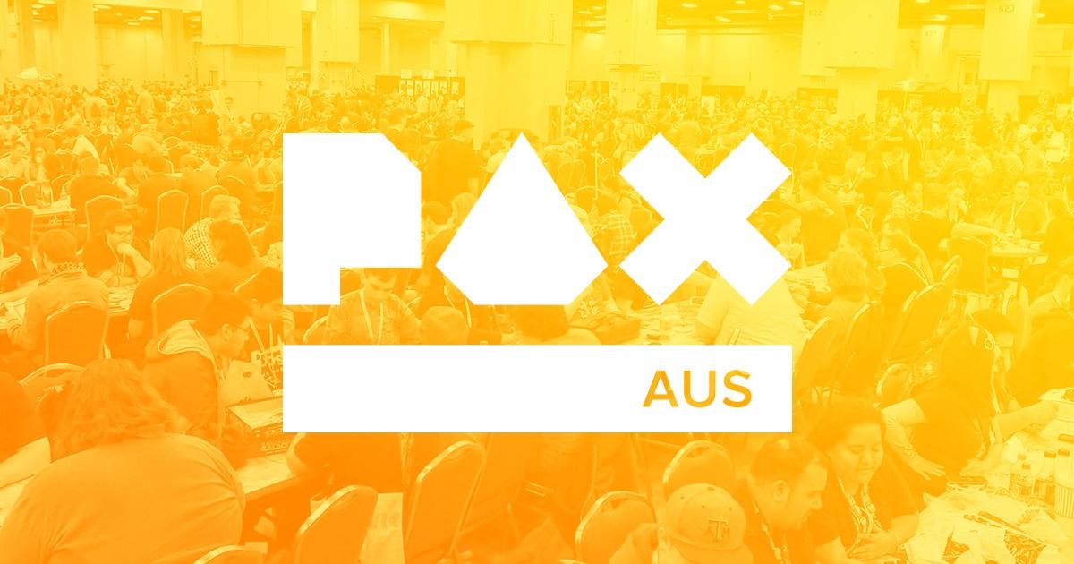 PAX Aus 2021 tickets