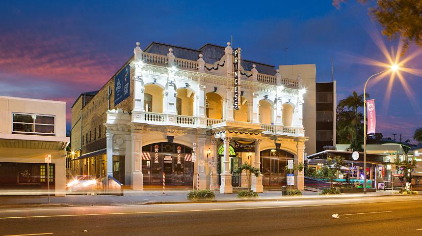 The Princess Theatre, Woolloongabba