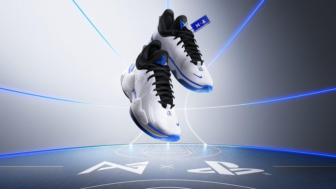 PlayStation Nike Paul George