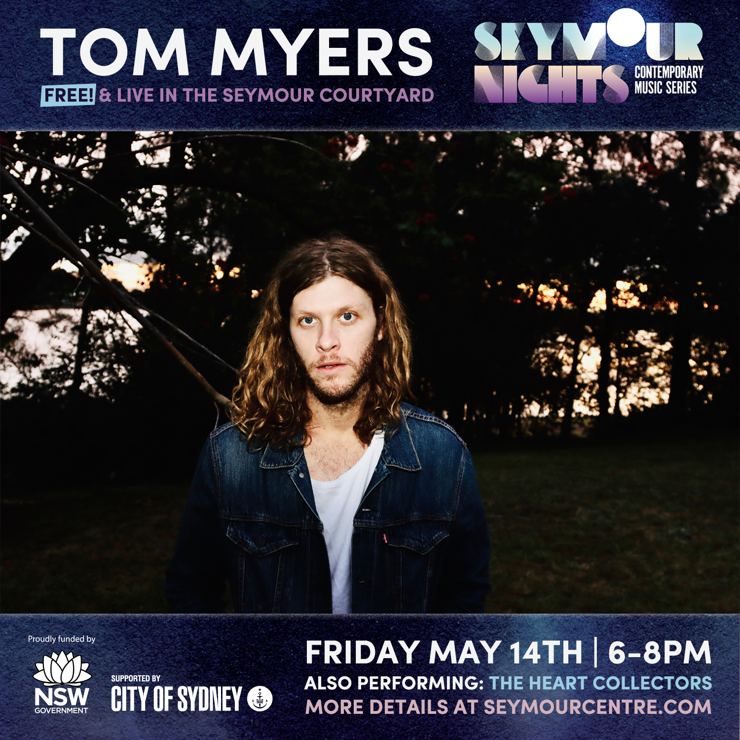 Seymour Nights in Sydney this May