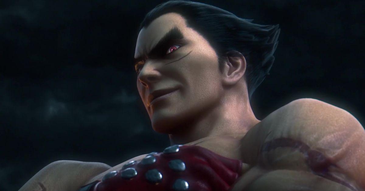 Kazuya Smash Bros