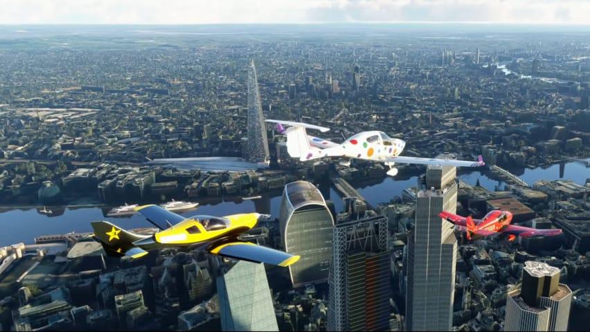 Flight Simulator World Update 6