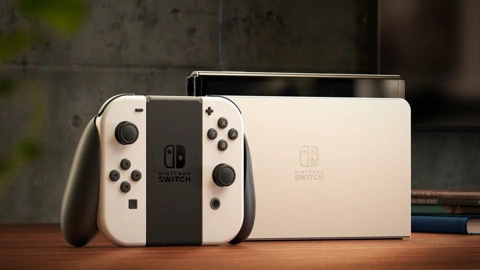transfer Nintendo Switch OLED