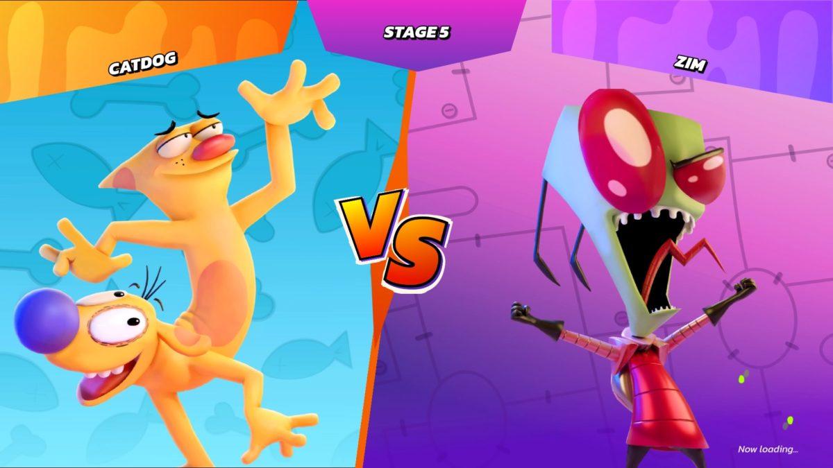 Nickelodeon Brawl